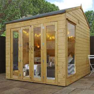 90 Beautiful Summer House Design Ideas And Makeover (21)
