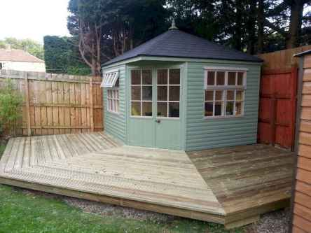 90 Beautiful Summer House Design Ideas And Makeover (29)