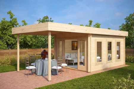 90 Beautiful Summer House Design Ideas And Makeover (65)