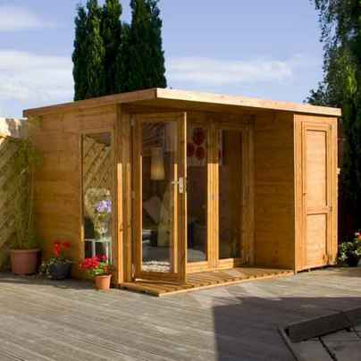 90 Beautiful Summer House Design Ideas And Makeover (8)
