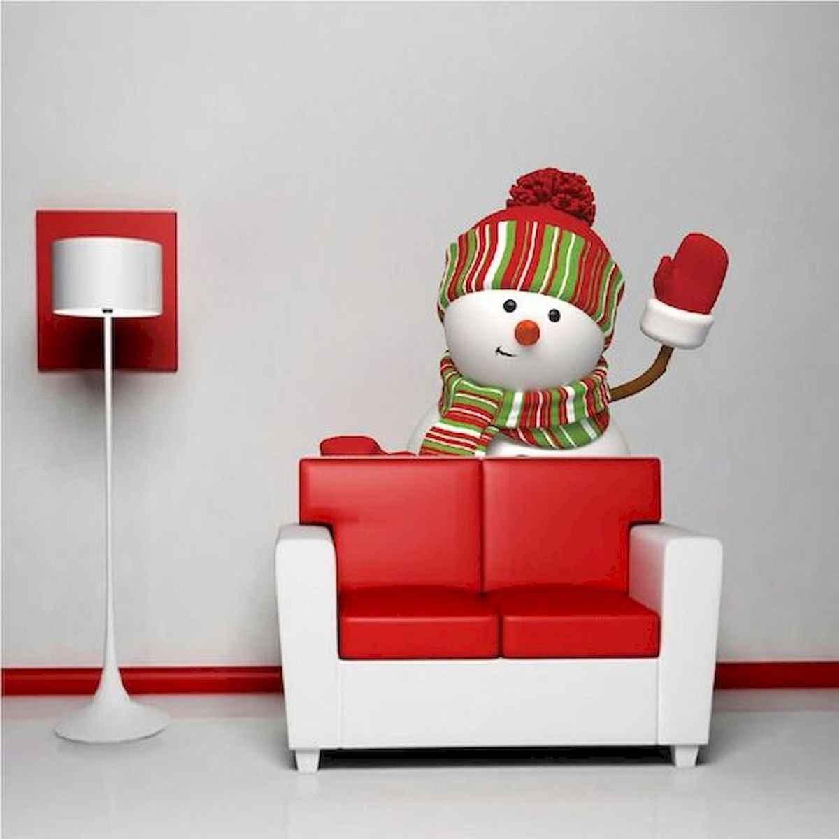 35 Awesome Apartment Christmas Decor Ideas (14)