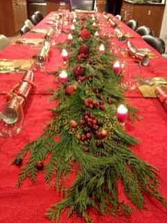 35 Beautiful Christmas Decor Ideas Table Centerpiece (19)