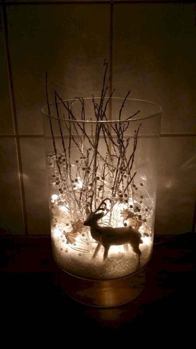 35 Beautiful Christmas Decor Ideas Table Centerpiece (26)
