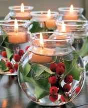35 Beautiful Christmas Decor Ideas Table Centerpiece (29)
