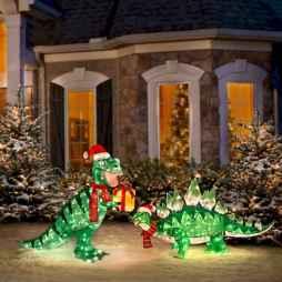 40 Amazing Outdoor Christmas Decor Ideas (37)