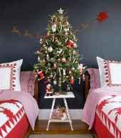40 Awesome Bedroom Christmas Decor Ideas (17)