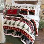 40 Awesome Bedroom Christmas Decor Ideas (21)