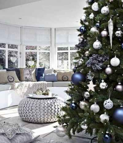40 Elegant Christmas Tree Decor Ideas (34)