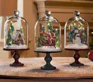 45 Beautiful Christmas Fairy Garden Decor Ideas (14)