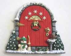 45 Beautiful Christmas Fairy Garden Decor Ideas (23)