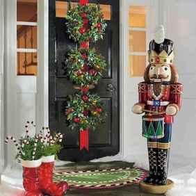 50 Stunning Front Porch Christmas Lights Decor Ideas (19)