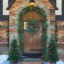 50 Stunning Front Porch Christmas Lights Decor Ideas (4)