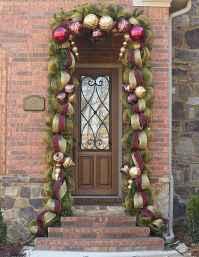 50 Stunning Front Porch Christmas Lights Decor Ideas (5)