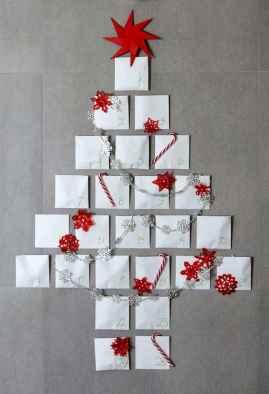 60 Awesome Wall Art Christmas Decor Ideas (12)