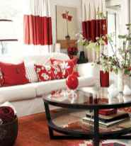 60 Simple Living Room Christmas Decor Ideas (17)