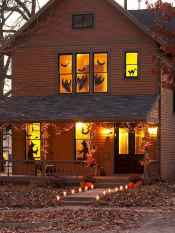 15 Creative Halloween Window Decoration Ideas (1)