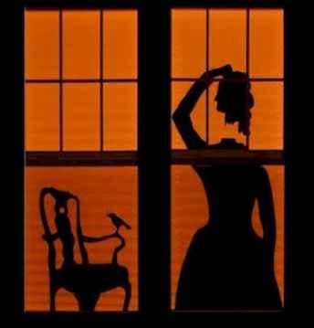 15 Creative Halloween Window Decoration Ideas (14)