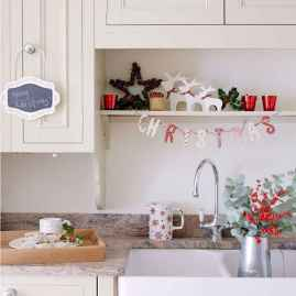 20 Best Christmas Kitchen Decor Ideas And Makeover (15)