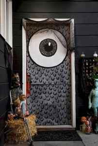 25 Creative Halloween Door Decorations for 2018 (15)