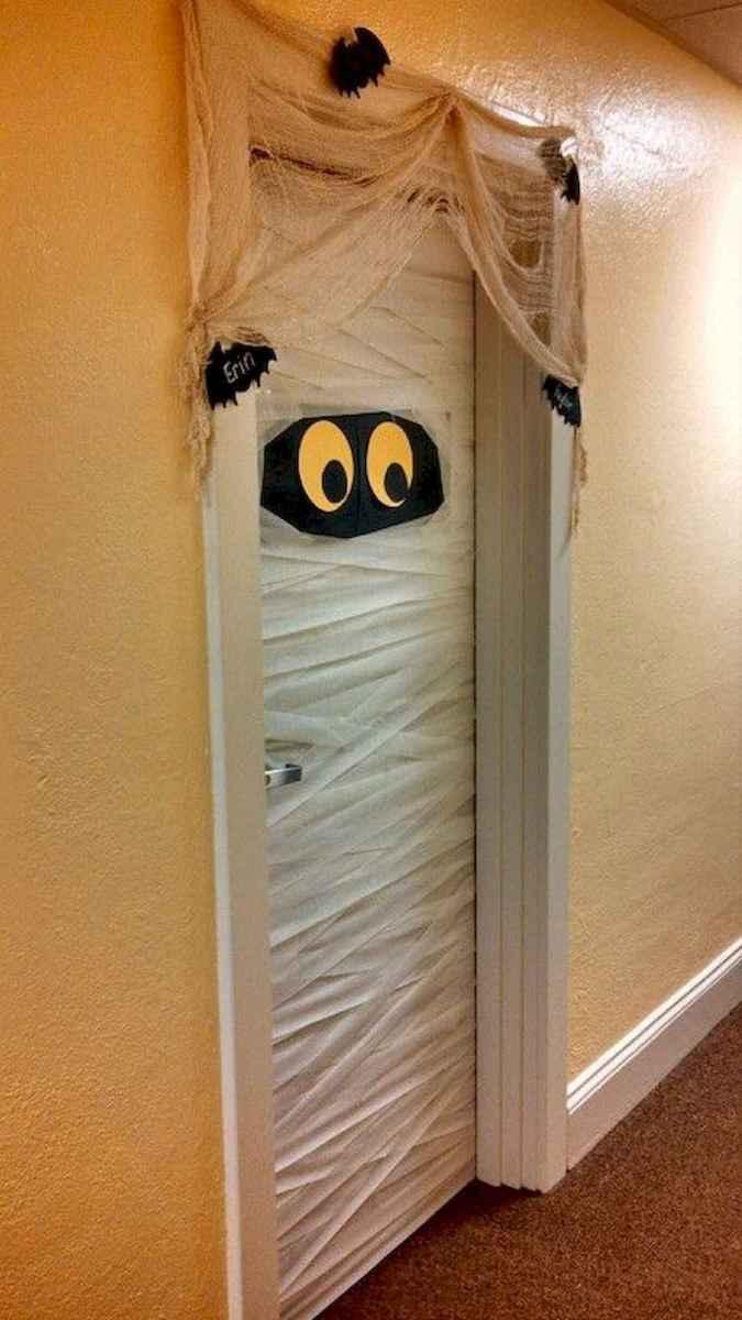25 Creative Halloween Door Decorations for 2018 (2)