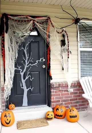 25 Creative Halloween Door Decorations for 2018 (21)