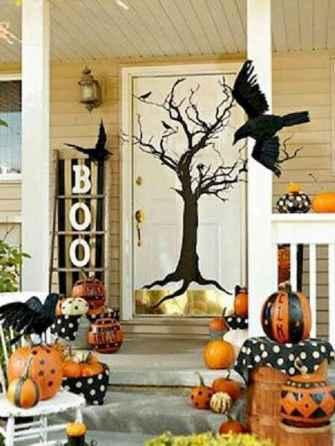 25 Creative Halloween Door Decorations for 2018 (22)