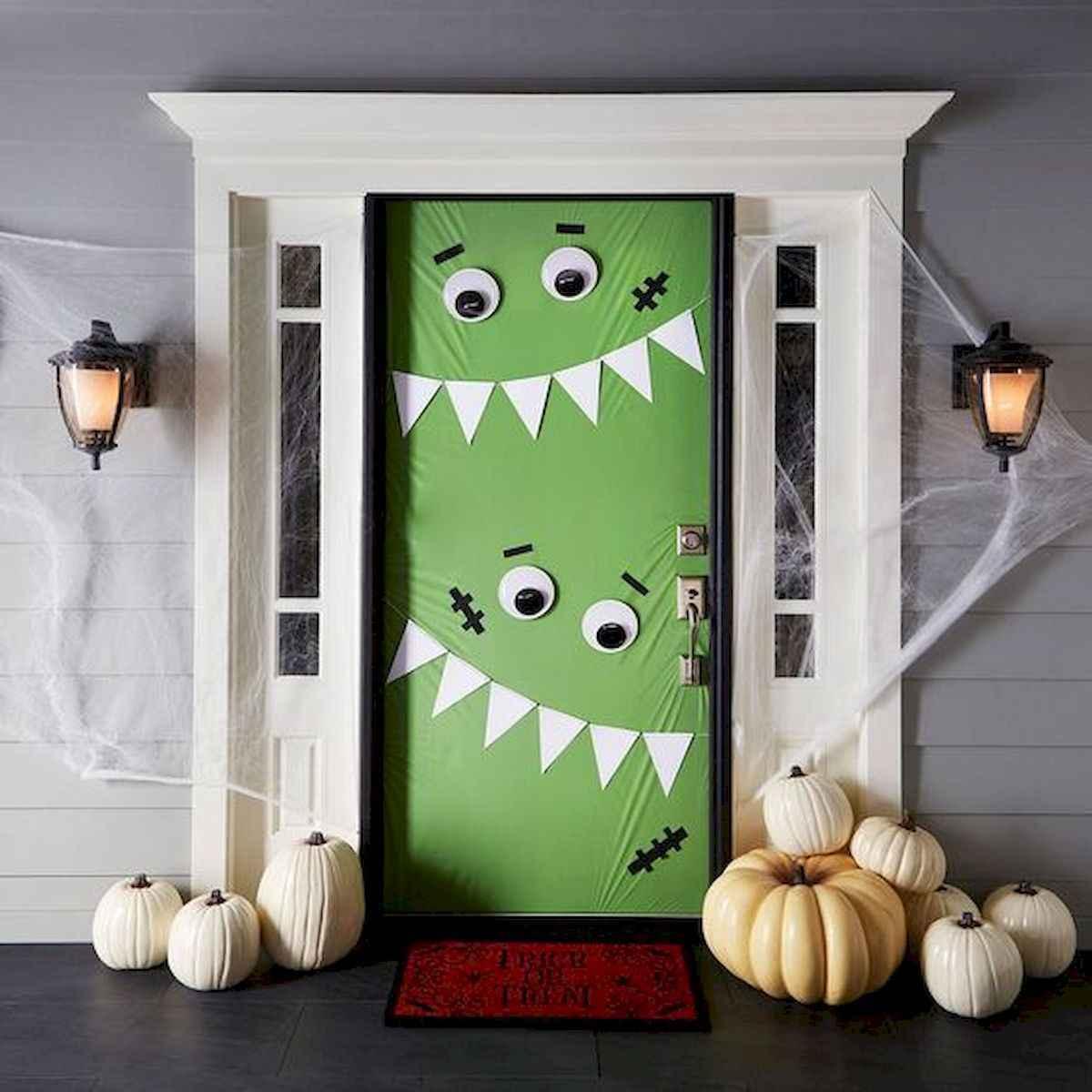 25 Creative Halloween Door Decorations for 2018 (7)