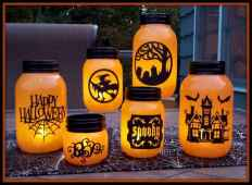 30 Best Creative DIY Mason Jar Halloween Crafts to Spice Up Your Fall Decor (23)