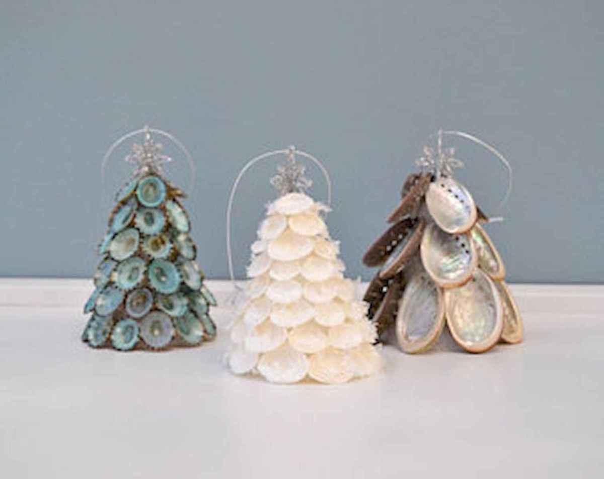 40 Coastal Christmas Decor Ideas And Makeover (30)