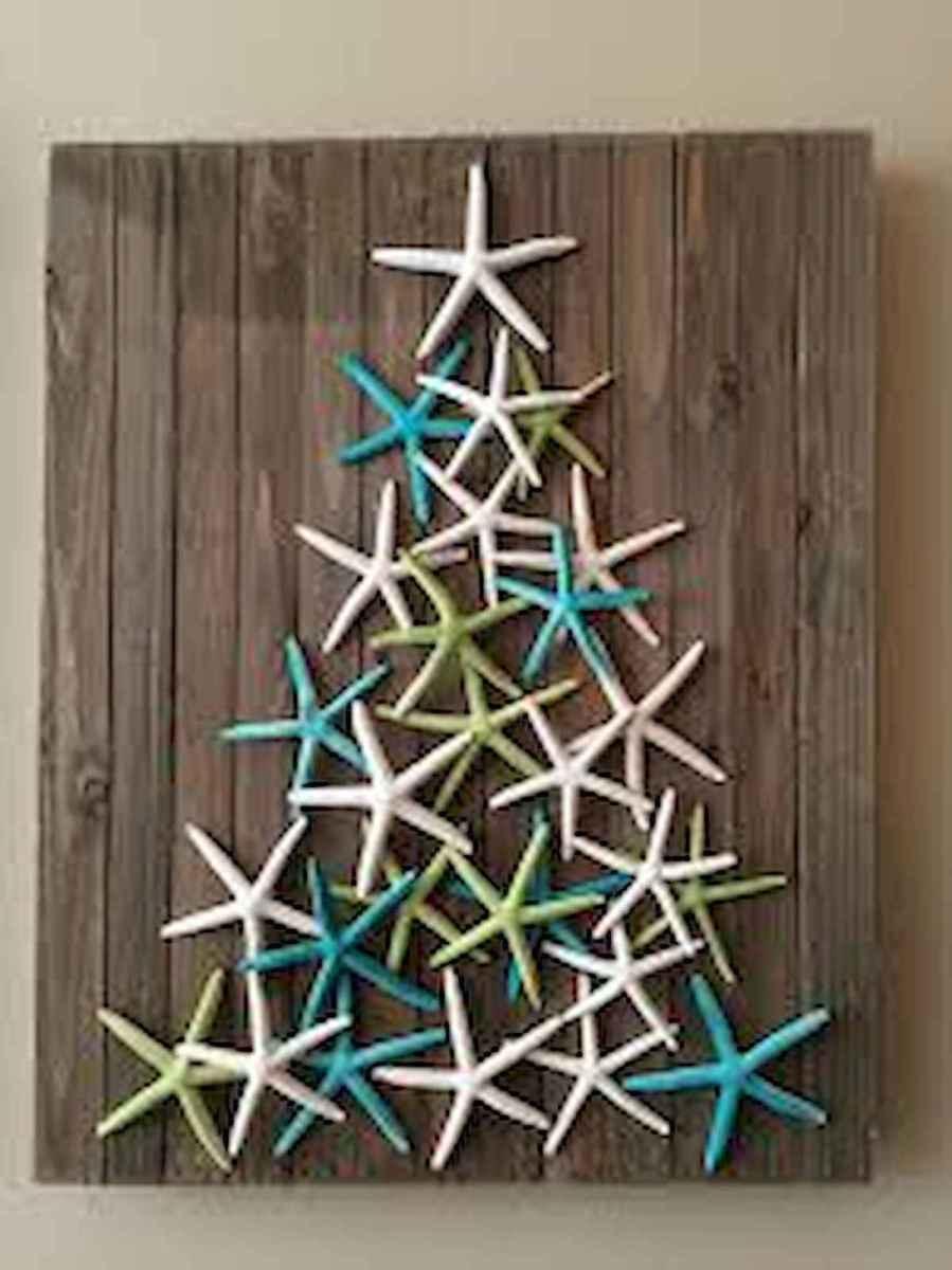 40 Coastal Christmas Decor Ideas And Makeover (32)