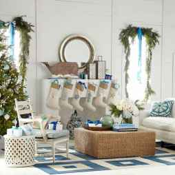 40 Coastal Christmas Decor Ideas And Makeover (6)