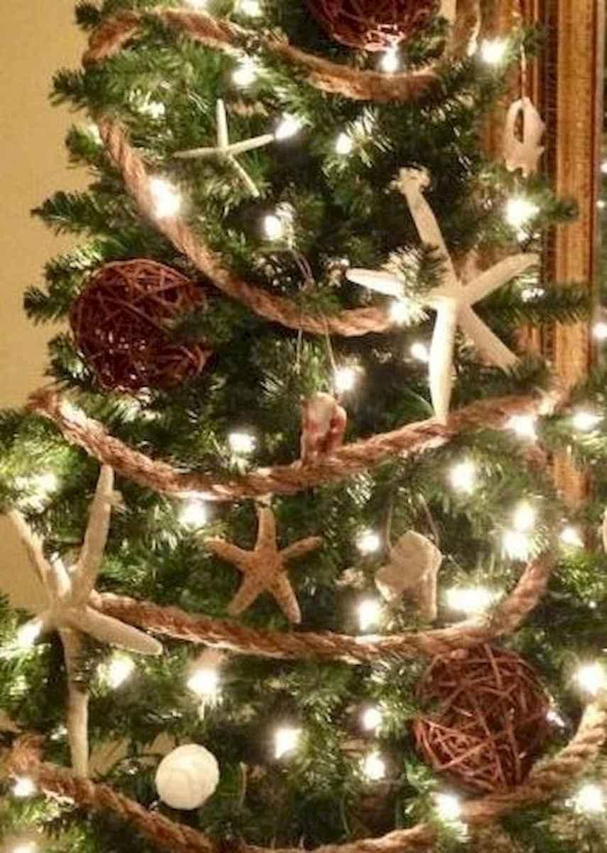 40 Coastal Christmas Decor Ideas And Makeover (9)