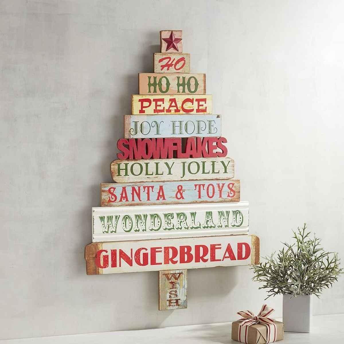 50 Creative DIY Christmas Decor Ideas And Design (13)