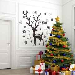 60 Best Farmhouse Christmas Decorating Ideas And Makeover (39)