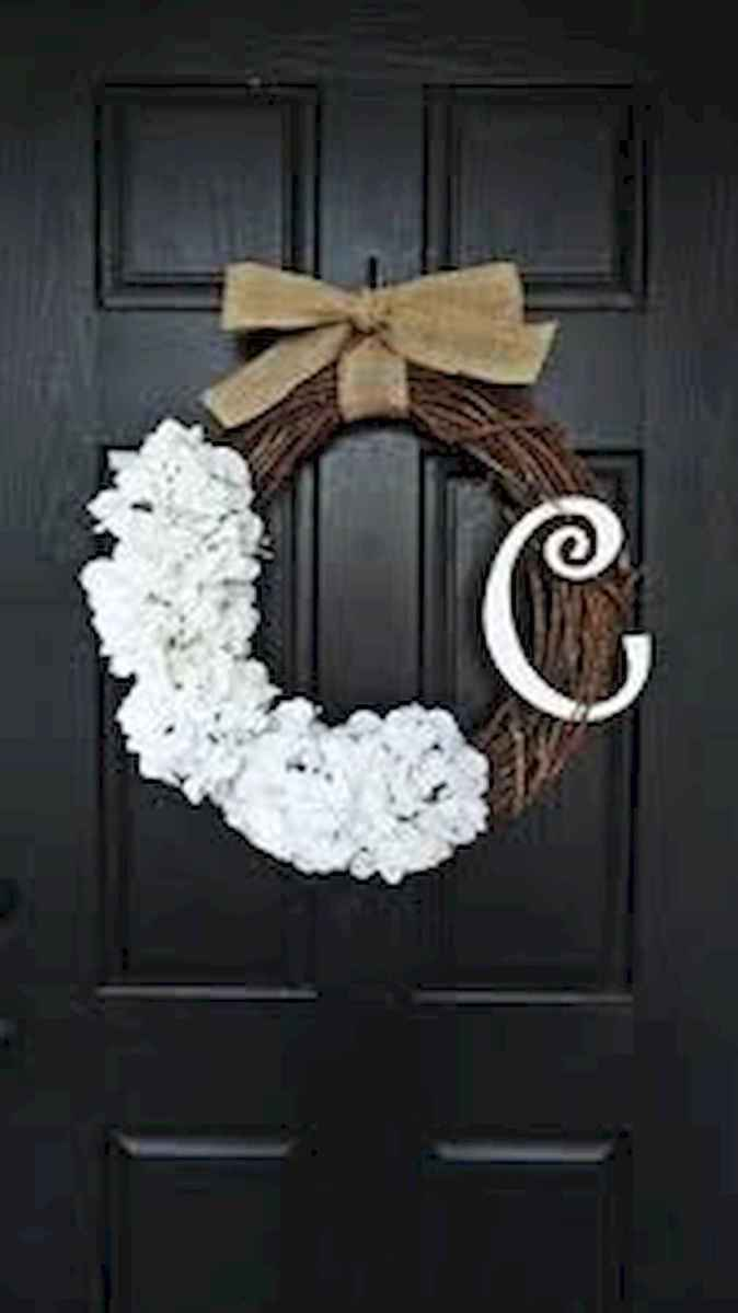 60 Best Farmhouse Christmas Decorating Ideas And Makeover (42)