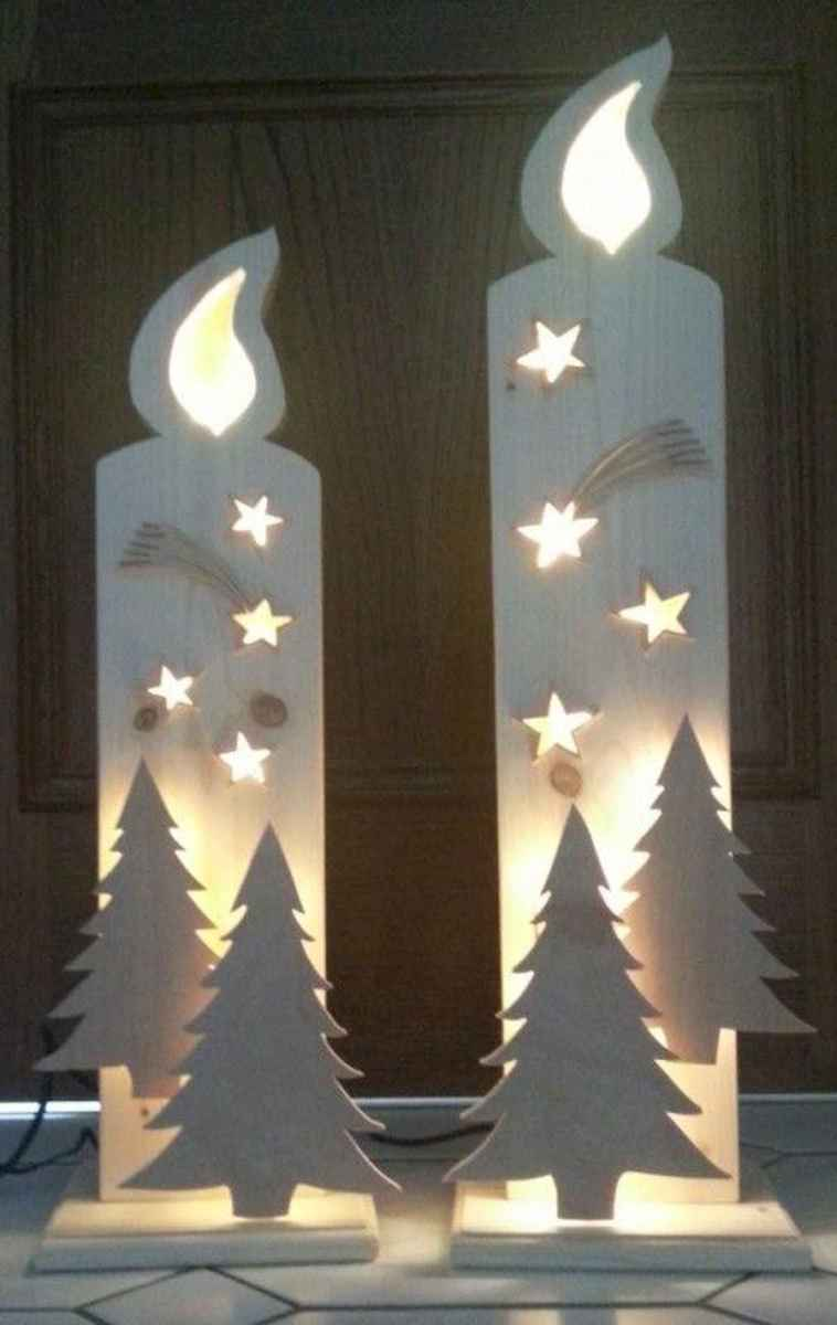 70 Best Christmas Lights Apartment Decorating Ideas And Makeover (41)