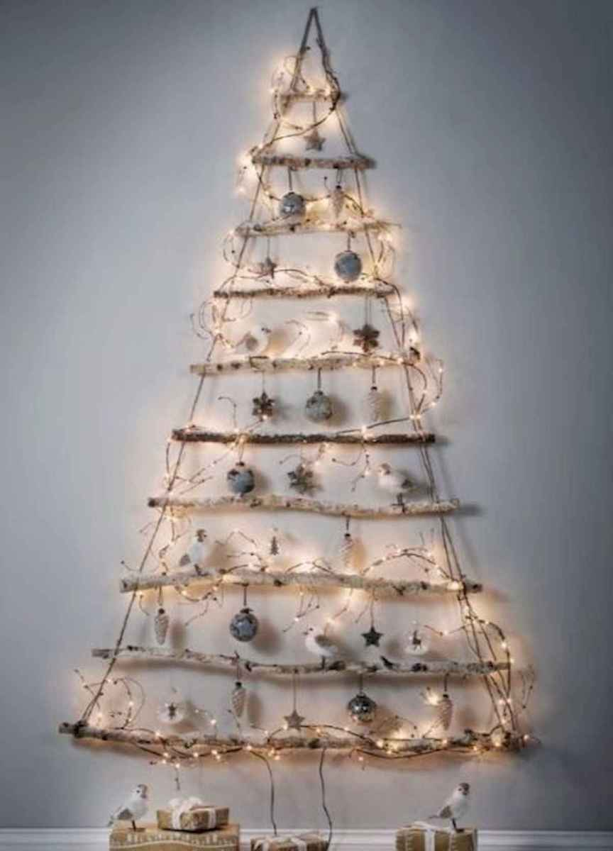 70 Best Christmas Lights Apartment Decorating Ideas And Makeover (58)