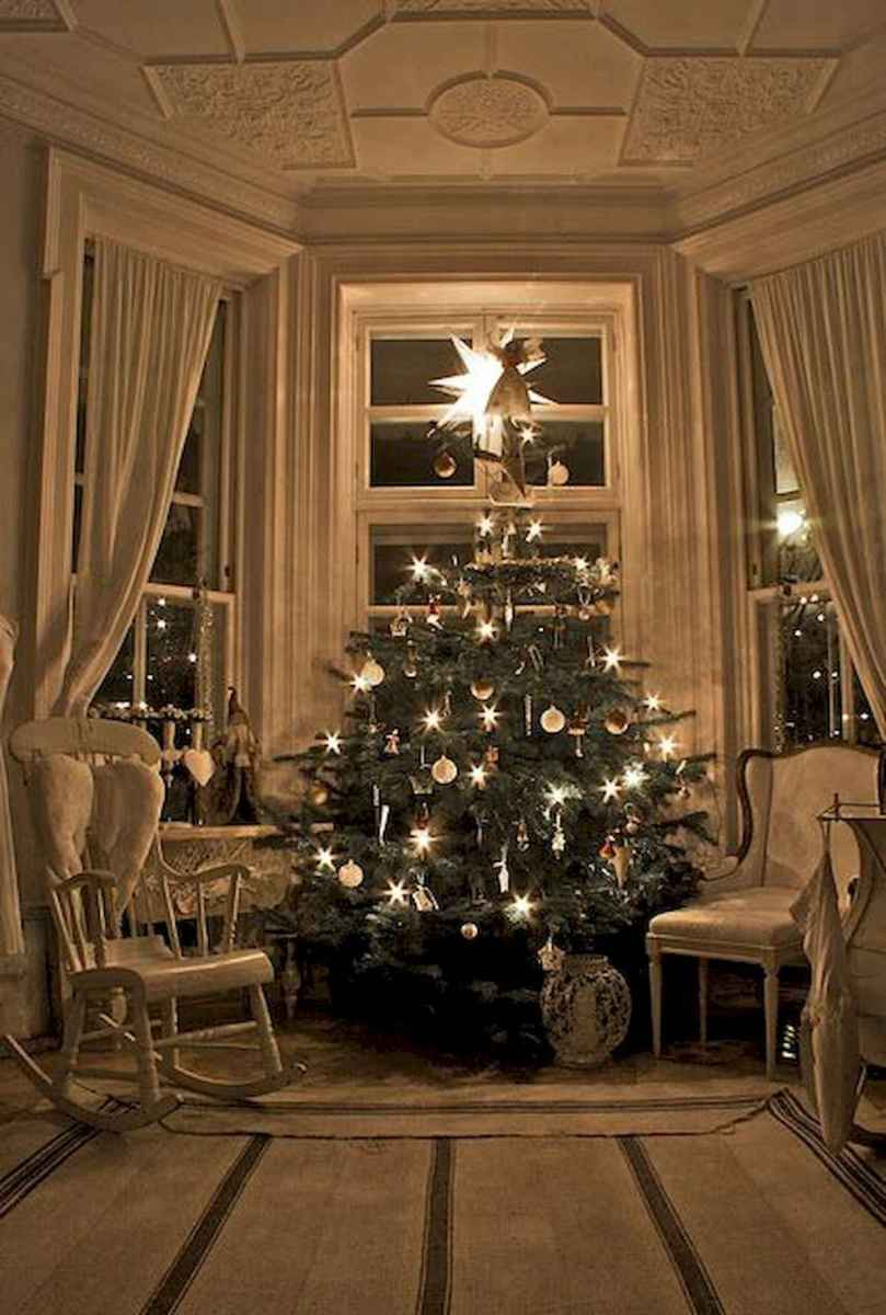 70 Best Christmas Lights Apartment Decorating Ideas And Makeover (63)