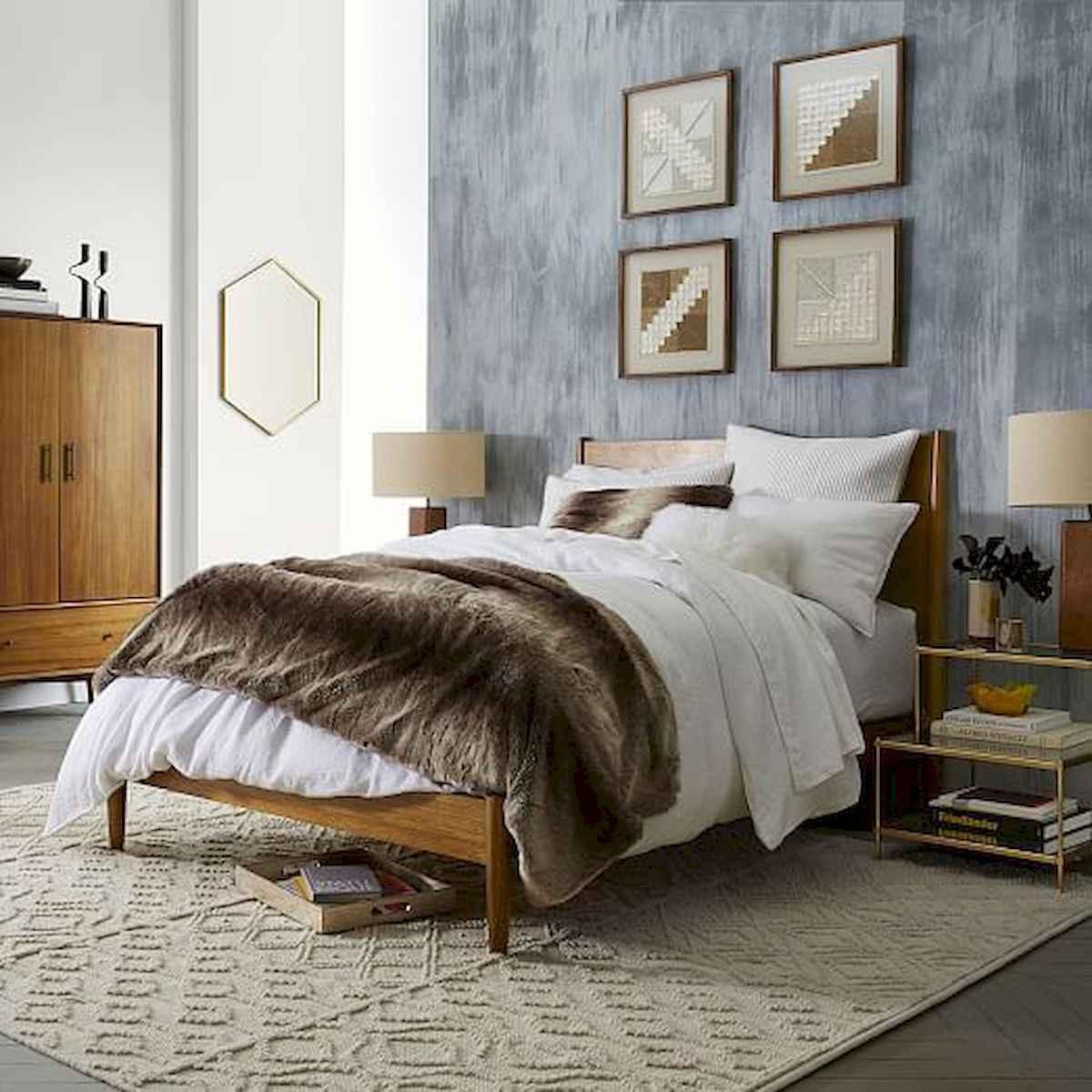 120 Awesome Farmhouse Master Bedroom Decor Ideas (13)