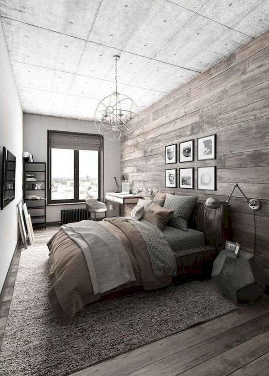 120 Awesome Farmhouse Master Bedroom Decor Ideas (34)