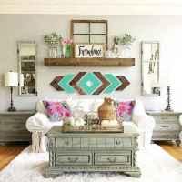 120 Awesome Farmhouse Master Bedroom Decor Ideas (51)