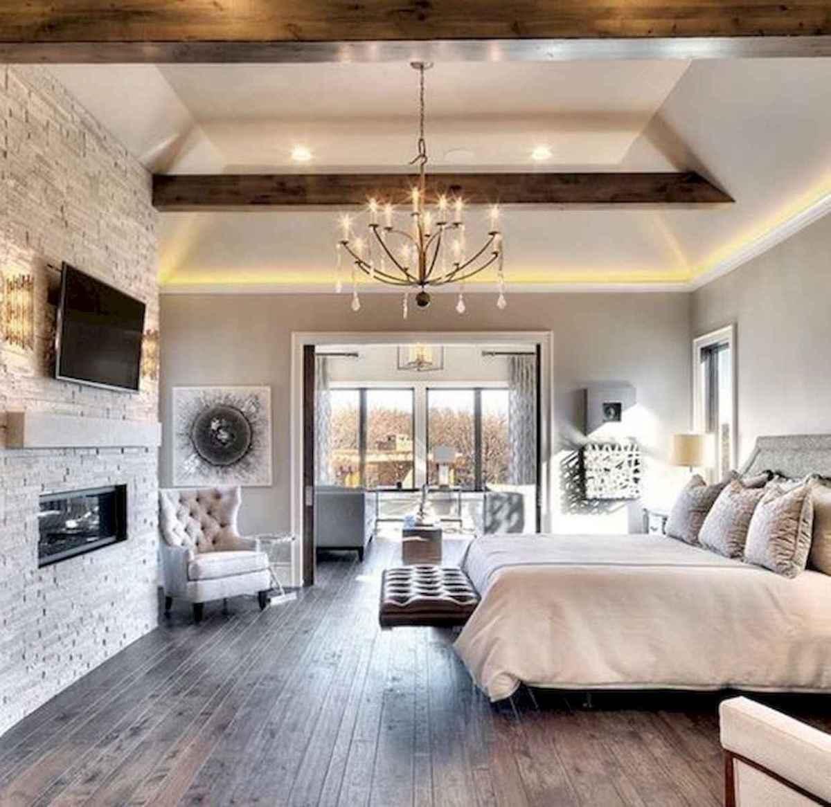 120 Awesome Farmhouse Master Bedroom Decor Ideas (6)