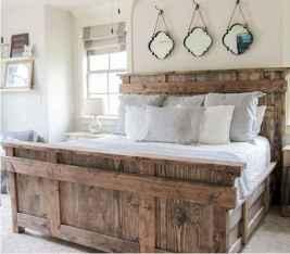 120 Awesome Farmhouse Master Bedroom Decor Ideas (97)