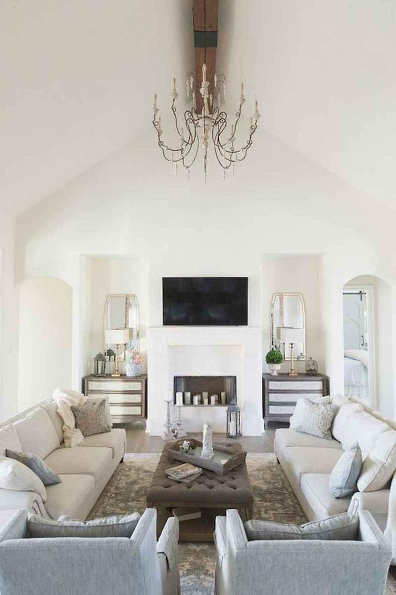 30 Stunning Farmhouse Living Room Decor Ideas (25)