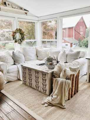 30 Stunning Farmhouse Living Room Decor Ideas (5)