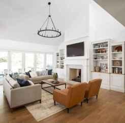 40 Best Modern Farmhouse Sofa Family Rooms Decor Ideas And Design (37)