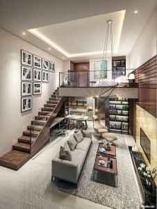 40 Rustic Studio Apartment Decor Ideas (11)