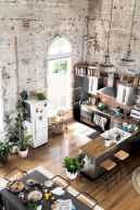 40 Rustic Studio Apartment Decor Ideas (25)