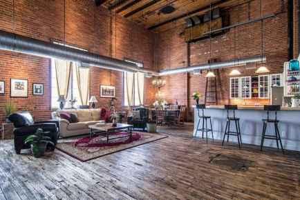40 Rustic Studio Apartment Decor Ideas (3)