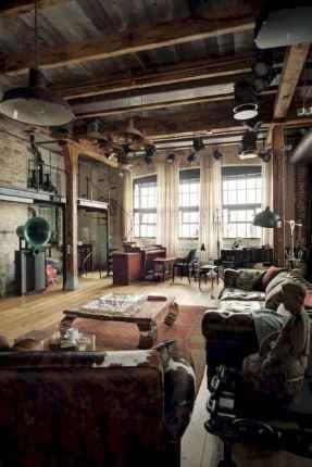 40 Rustic Studio Apartment Decor Ideas (31)